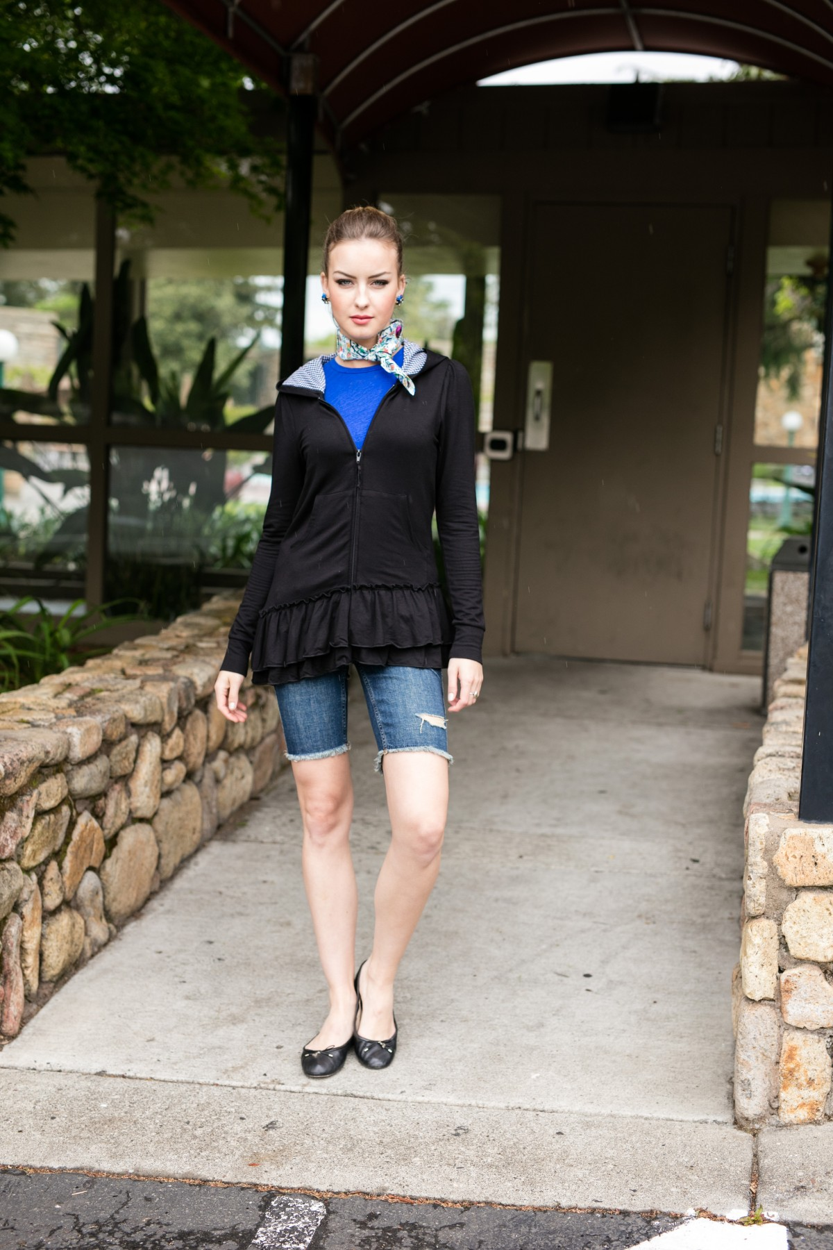 The Emma In Black Evys Tree Blog Hem Welcome Back To Ruffle This Time Style Has Been A Favorite Recurring One Fun Piece Incorporated Flattering Bottom Ruffles